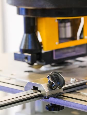 automation metal work machine