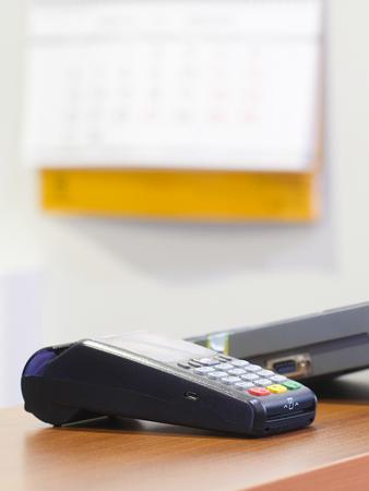 Image of cash register