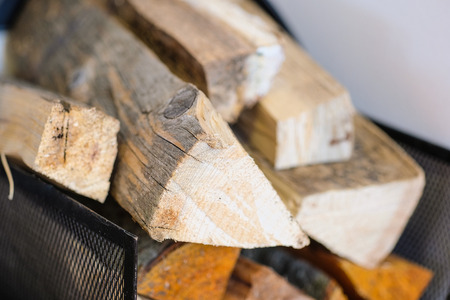 The image of firewood