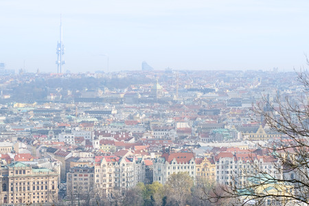 district in a center of Prague