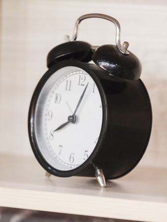 The image of alarm