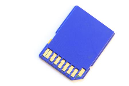image of Storage card Фото со стока