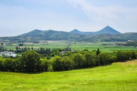Landscape with the image of italian country side Reklamní fotografie
