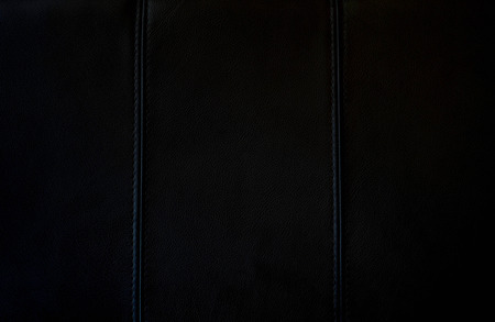 black leather texture: Black leather texture and background