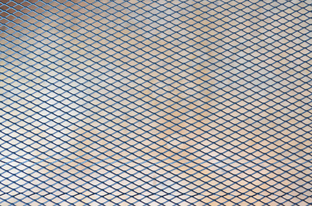 wire mesh: Grey wire mesh texture and background