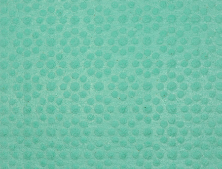 Texture of green cellulose sponge