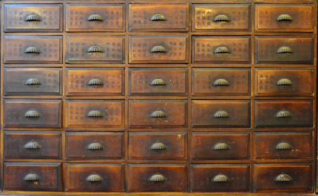 Antique Chinese medicine chest Stock Photo - 77311155 - Antique Chinese Medicine Chest Stock Photo, Picture And Royalty Free