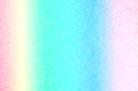 Rainbow pastel sparkling bokeh pattern or texture background