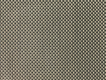 Gray and brown woven PVC fabric texture pattern