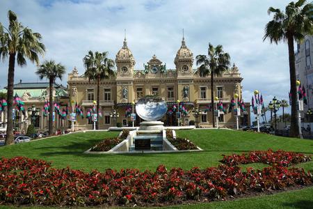 Monte Carlo Casino Editorial