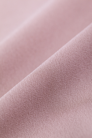 Close-up of pink chiffon material