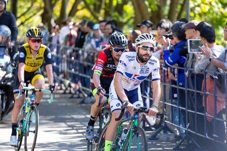 Wyścig kolarski o Puchar Japonii 2018