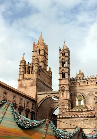 friezes: Cathedral of Palermo