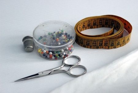 sewing accessories photo