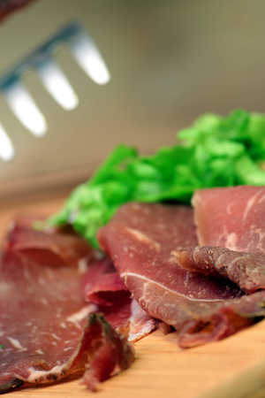 carnes: embutidos