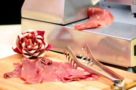 meats: sliced meats