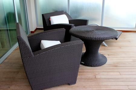 forniture: muebles Foto de archivo