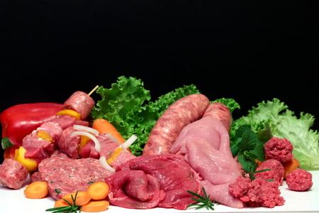 viande crue