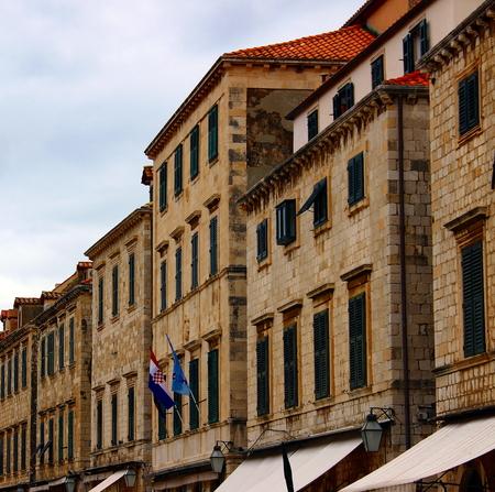 landscape of Dubrovnik photo
