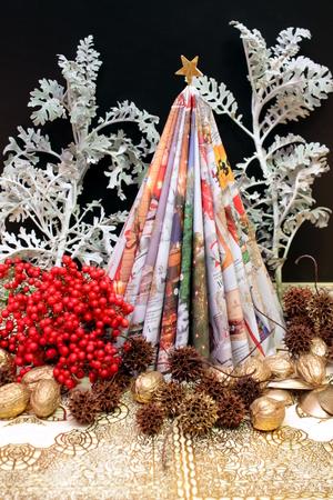 christmas decor: christmas decor Stock Photo
