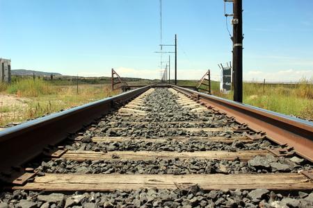 wood railroad: railway