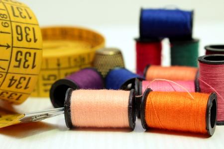 kit de costura: costurero