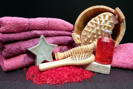 bath salts: some bath salts for aromatherapy