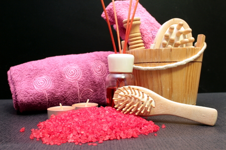 bath salts: salts of bath
