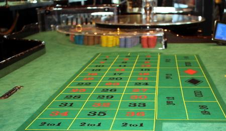 roulette carpet