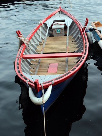 rowing boat Banque d'images