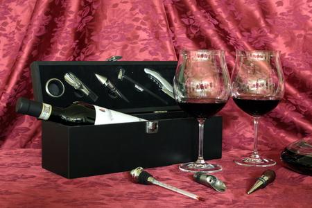 accessoires voor wijn