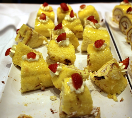 cakes Stockfoto - 117646921