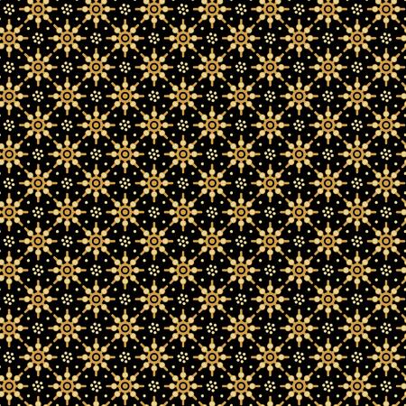 Sweet batik pattern