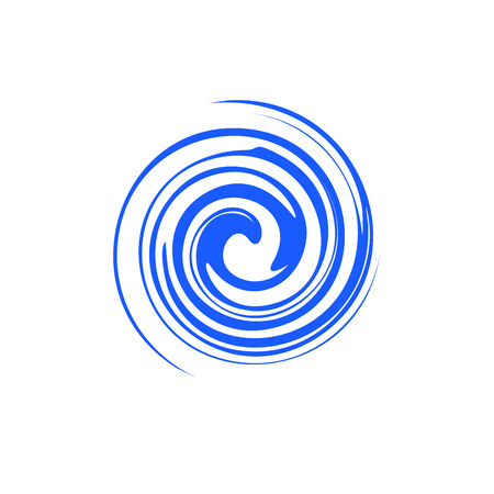 Hurricane Symbol. Abstract icon. Vector eps 10