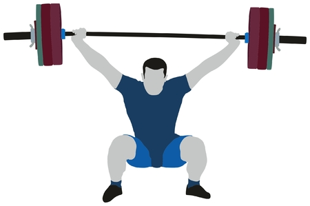 Weightlifting sport