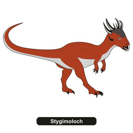 Stygimoloch Dinosaur Extinct Animal