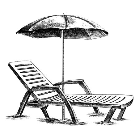 Poolside Chair