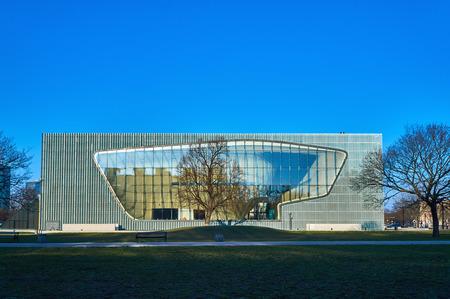 Museum der Geschichte der polnischen Juden POLIN, Warschau, Polen