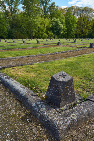 The Soviet Military Cemetery in Warsaw, Poland, is the burial place of 21,468 Soviet soldiers who died fighting against Nazi Germany. It contains one of the first major monuments to be built in Warsaw to those who fought in the Second World War. It includ Editorial