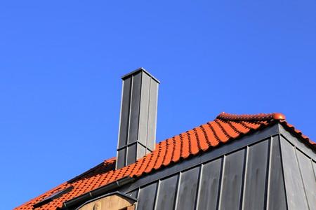 metal chimney flue kitchen flue stock photos pictures royalty free kitchen flue