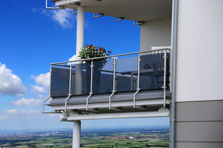 Luxury apartment with magnificent view