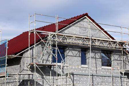전문 열 공장과 가정용 주택