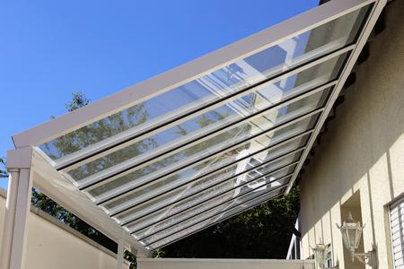 Binnenkoepel met glas