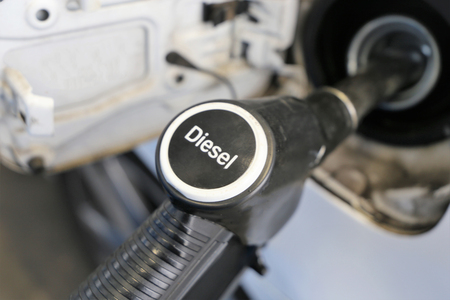 Refuel with diesel
