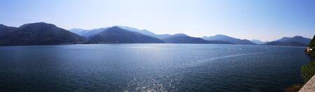 Panorama of Lake Maggiore (Lake Maggiore)