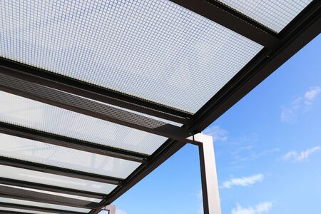 High quality canopy or carport respectively