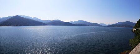 Panorama vom Lago Maggiore