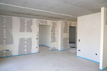 Dry construction, drywall construction