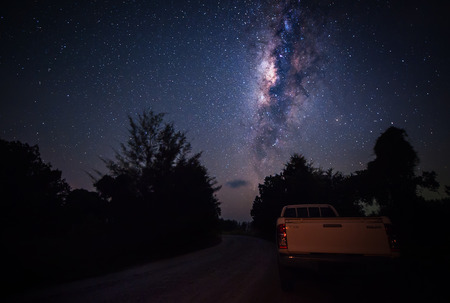 rise above: milkyway rise above a pick up