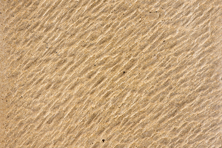 Concrete surface is light brown.